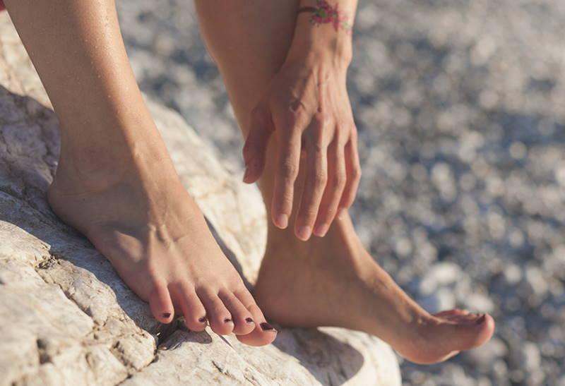 Περισσότερη Βελτίωση Της Υγείας Των Ποδιών